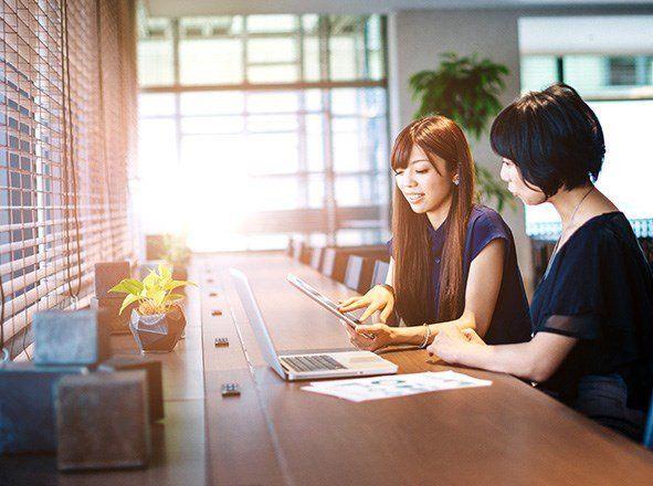 consultantes freelance en portage salarial
