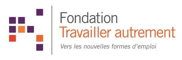logo fondation travailler autrement