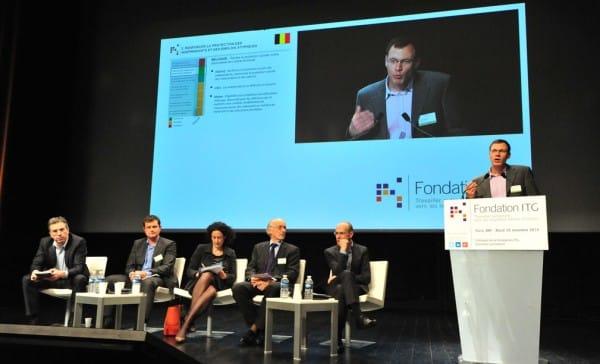 fondation itg 2014 presentation etude Denis Monneuse