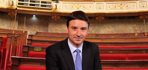 Le député Laurent Grandguillaume en visite chez ITG