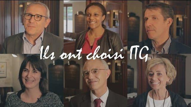 Les 10 raisons de rejoindre ITG
