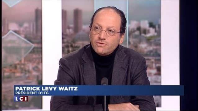 Patrick Levy-Waitz sur LCI à propos de la conférence sociale