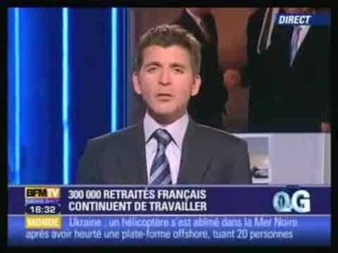 Retraités et portage salarial : reportage BFM TV