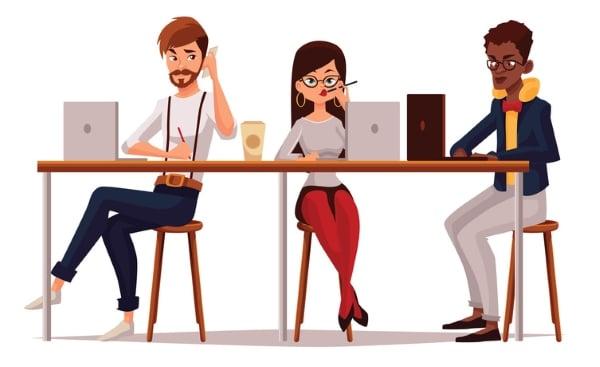 Coworking VS Télétravail : que choisir pour le freelance ?