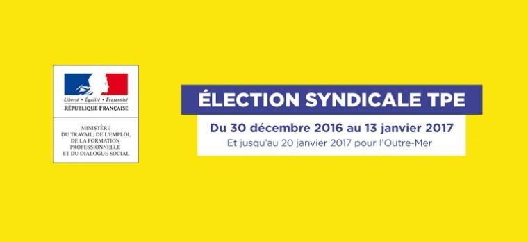 Élections syndicales dans les TPE : l'appel aux votes
