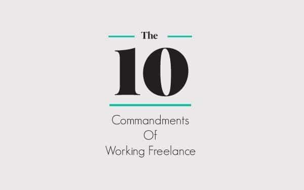 Infographie : 10 conseils pour réussir en freelance