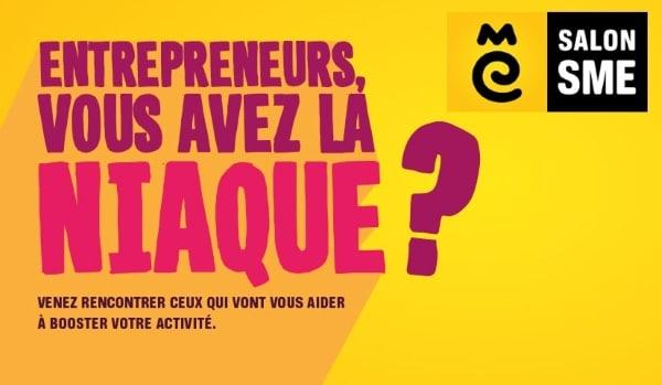 Salon SME : ITG soutient la création d'entreprise et parraine la journée des freelances