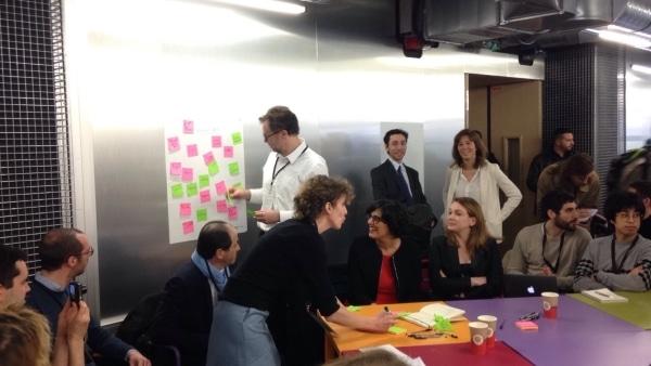 La Fondation ITG présente au hackathon sur le Compte Personnel d'Activité (CPA)
