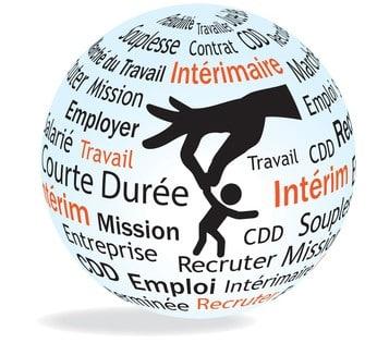 Emploi intérimaire : la baisse continue. Comment le portage salarial est devenu une solution à la transition professionnelle des cadres ?