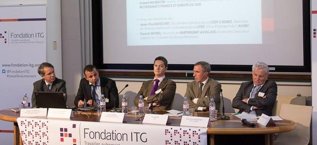 Table ronde Fondation ITG, Changer de métier au sein d'une même entreprise