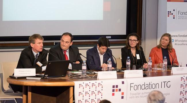 Table ronde Fondation ITG, Expérimenter un travail dans une autre entreprise