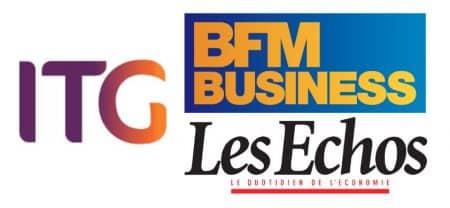 Résultats de l'enquête «Entreprendre autrement» par ITG – Les Echos – BFM Business