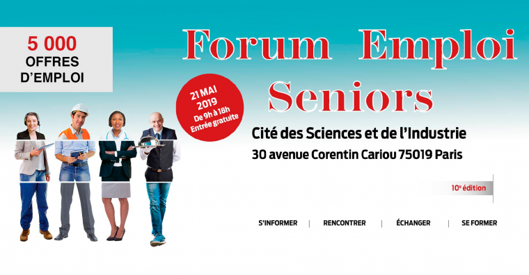 Forum de l'Emploi Senior
