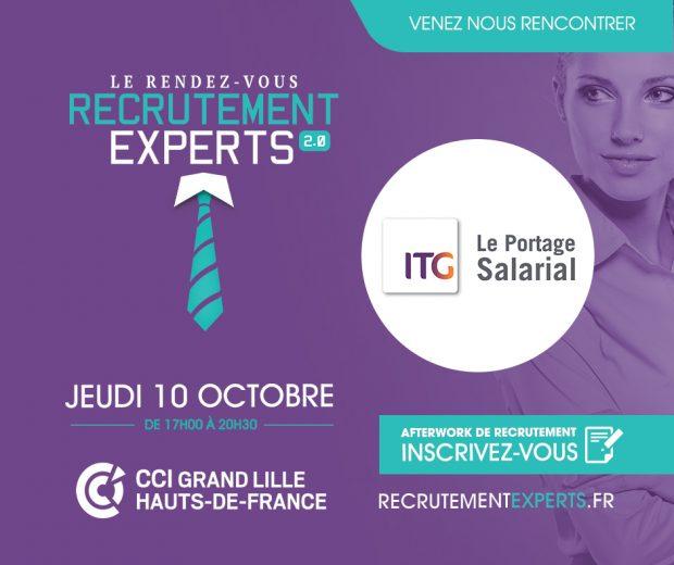 «Rendez-vous Recrutement Experts» à Lille