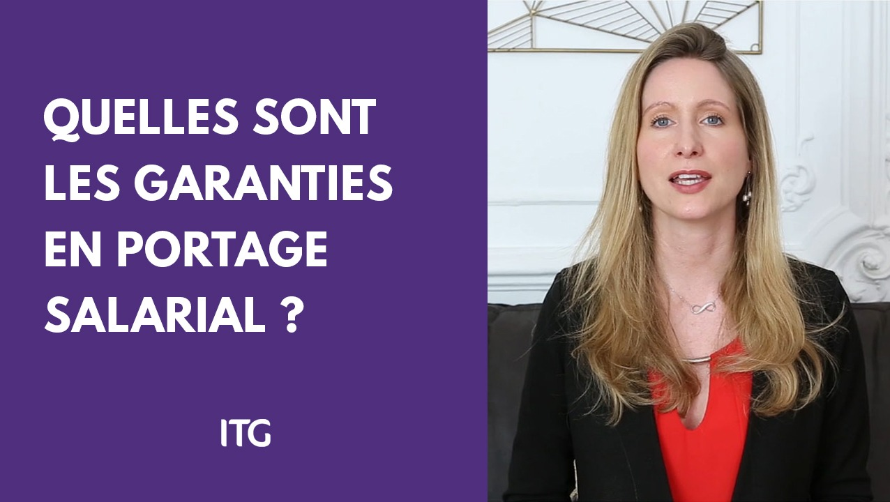 Youtube thumbnail - Garanties du portage salarial