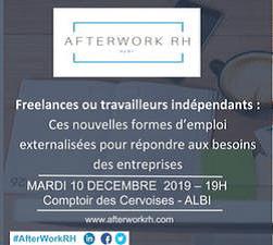 Afterwork RH à Albi