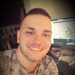 Calvin Poujol - Chef de projet Digital