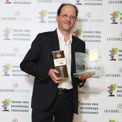 Patrick Levy-Waitz : Grand Prix des Entreprises de Croissance 2015