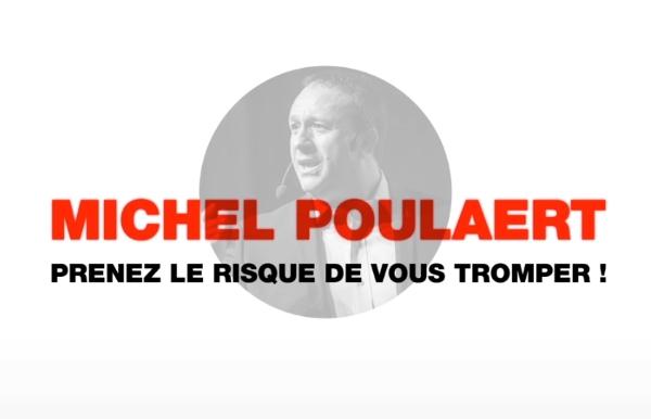 Michel Poulaert, Conférencier international en portage salarial