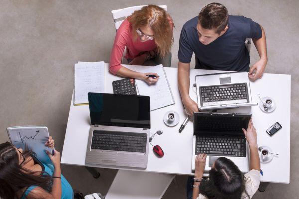 coworking et portage salarial