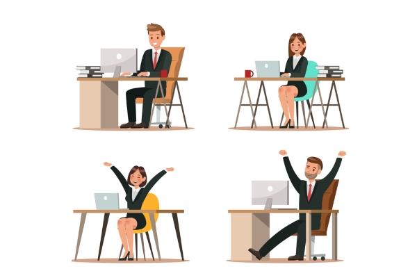 Différences hommes femmes travail 2018
