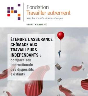 étude internationale sur l'assurance chômage des indépendants