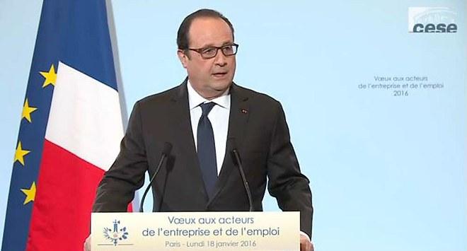 Le plan emploi 2016 de François Hollande avec le portage salarial