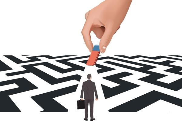 frontière entre le salariat et l'entrepreneuriat