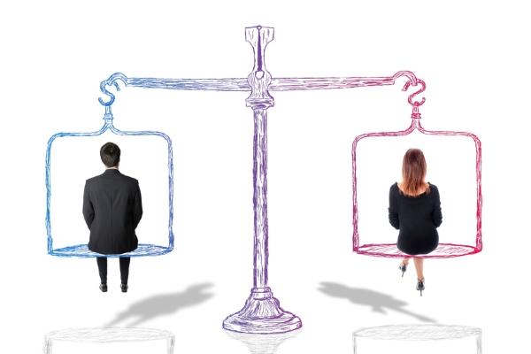 parité homme / femme au travail
