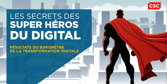 Baromètre de la Transformation Digitale - CSC